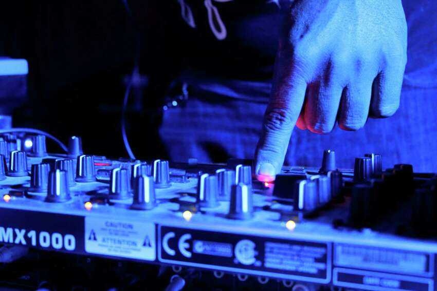 Wreck the Decks music series featuring local Hip-Hop, Retro, R&B, Tejano, Rock, and 80's music.
