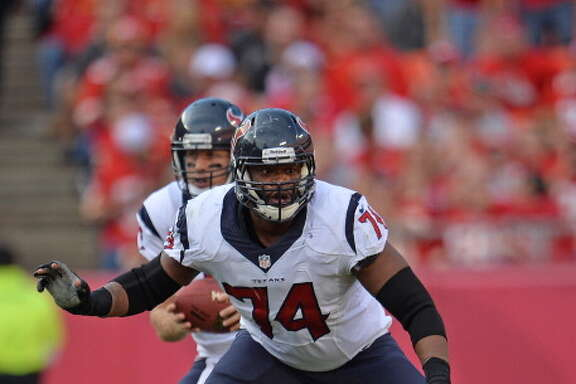 Wade Smith    Position: Offensive guard   Age: 33   The 10-year veteran has started every game for the Texans the past four seasons.