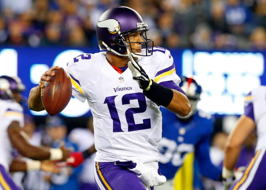 Minnesota VikingsBest friends North and South Dakota are united in hatred against their eastern neighbor, the Minnesota Vikings. Maybe they're just jealous?  Photo: Jim McIsaac, Getty Images / 2013 Jim McIsaac