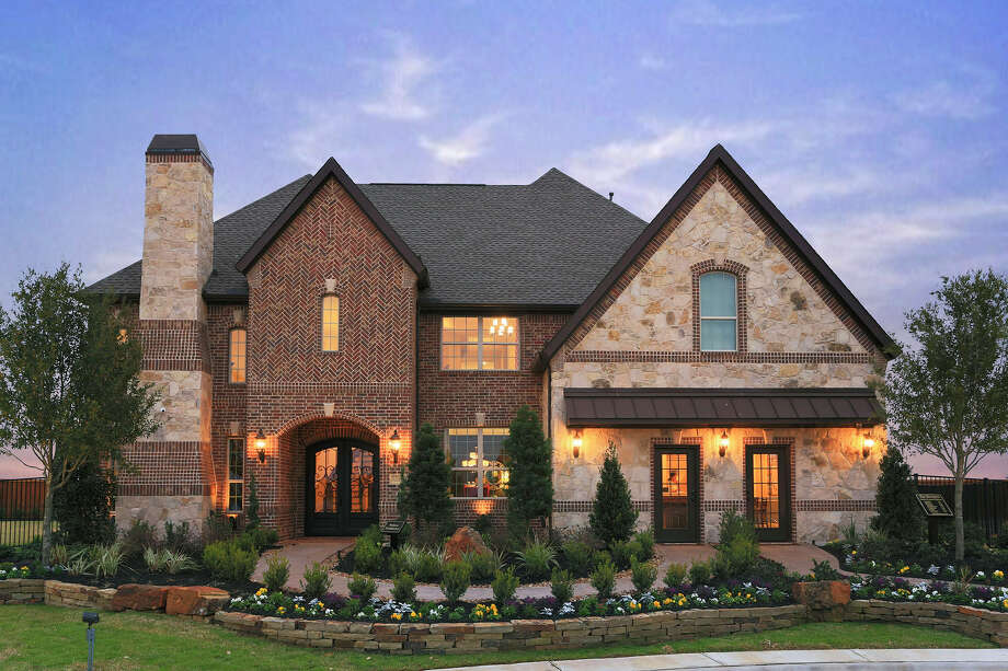 Toll Brothers' National Sales Event is in progress and ends Sunday, July 27, in all its Houston communities. Shown is the builder's Maltese traditional model home in Katy.