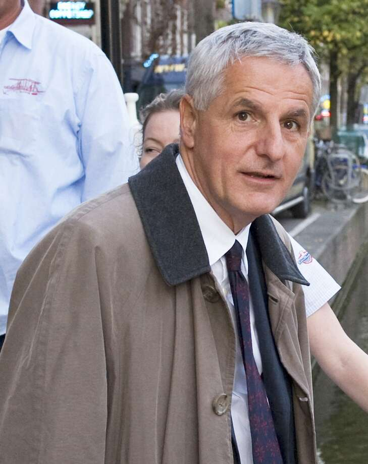 Joep Lange, a reserved but influential leader. Photo: Peter Lowie, Associated Press