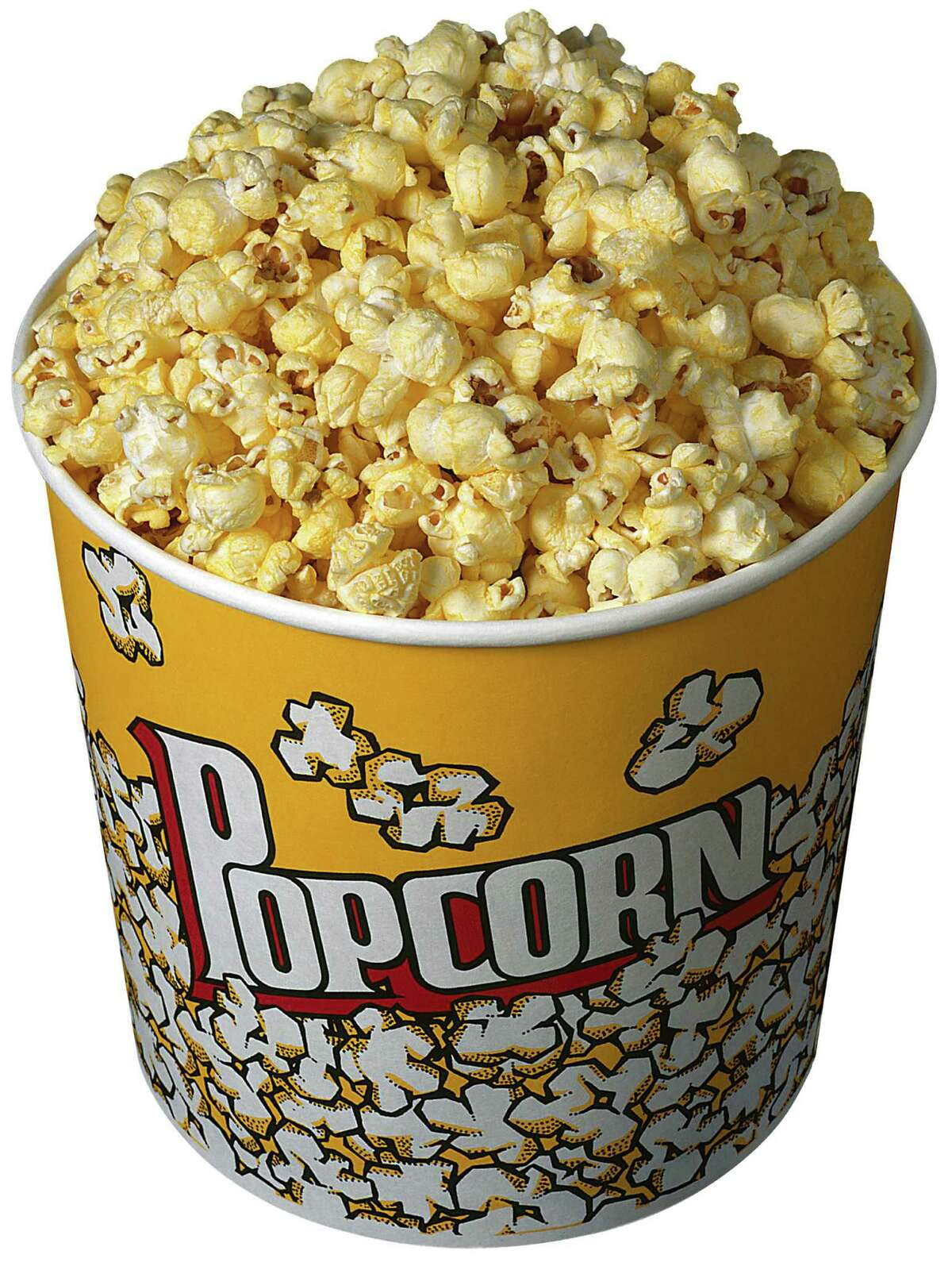 Click through these pics to see North America's top 10 snacks--> 10: Popcorn