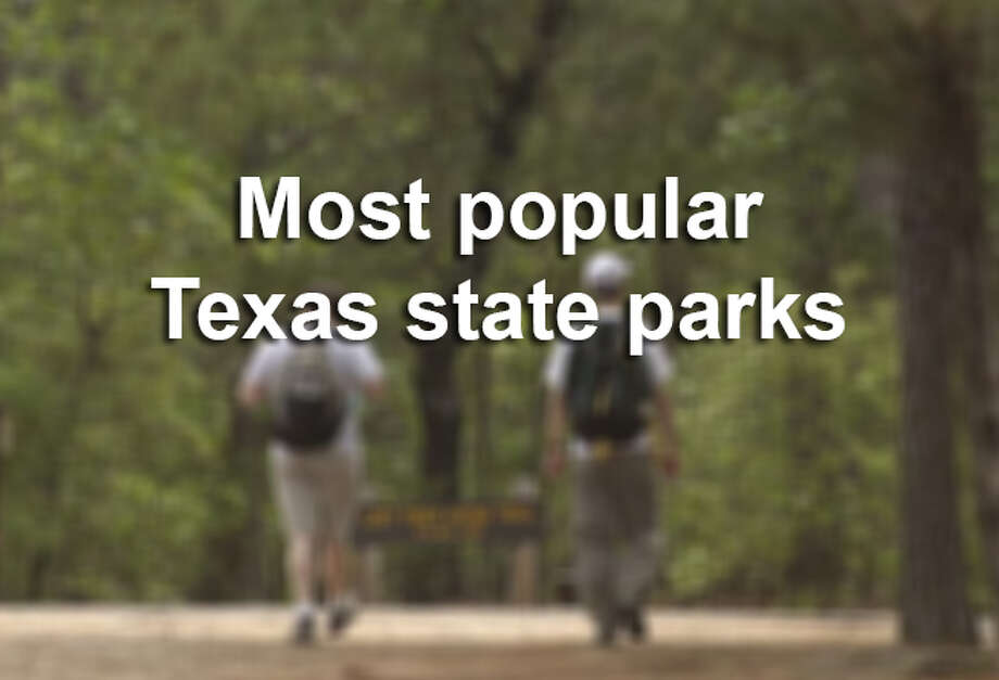 These 10 parks attract the most visitors.