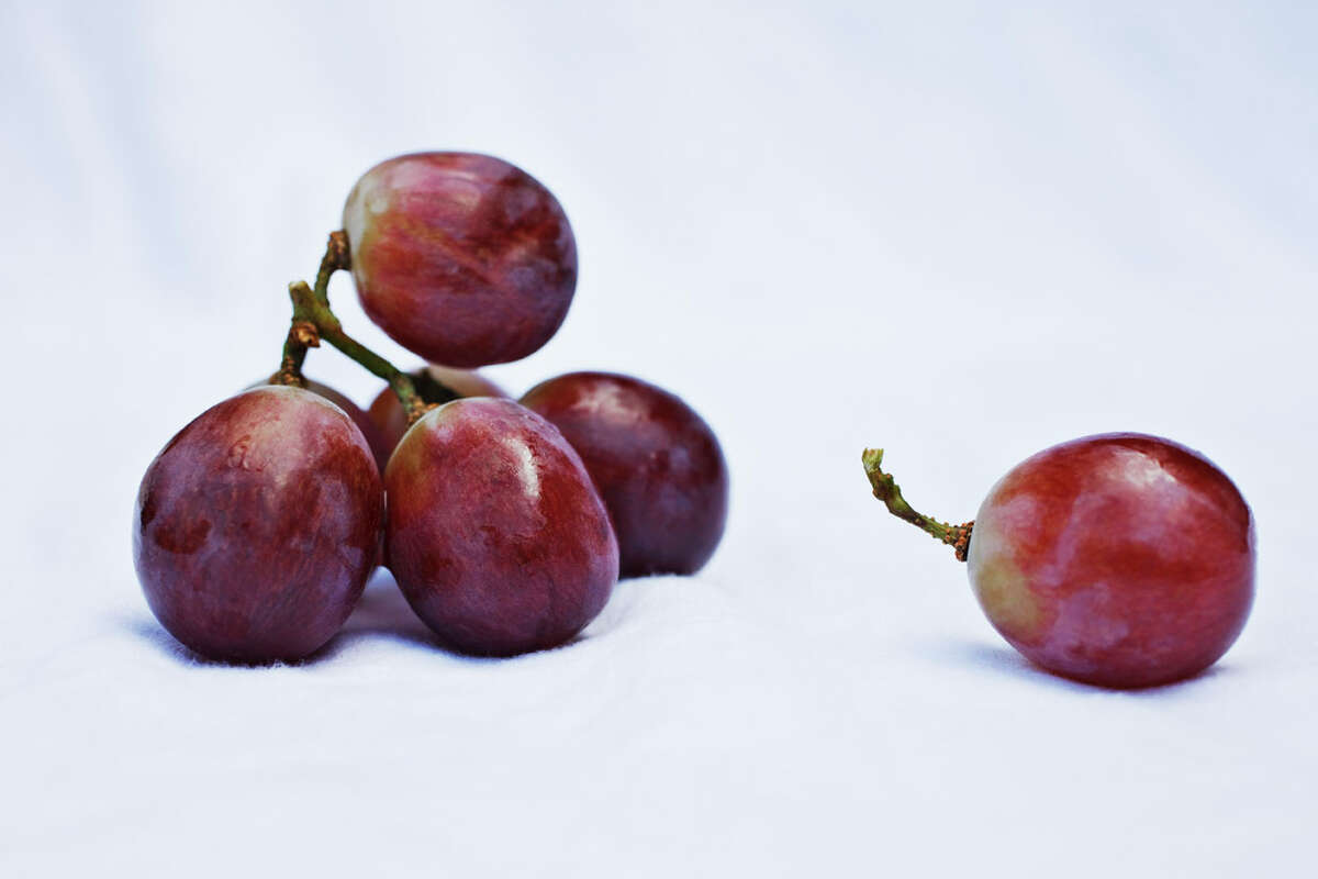 1 lb organic red seedless grapes (Keep clicking to see how prices compare to 2 years ago) Whole Foods 2015: $3.99Whole Foods 2017: $2.79Walmart 2017: $2.73