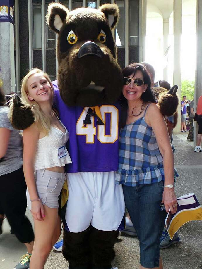 Were you Seen at the summer orientation sessions for new students held at UAlbany from July 14 to July 18, 2014? Photo: Samantha Dobies/University At Albany Photography