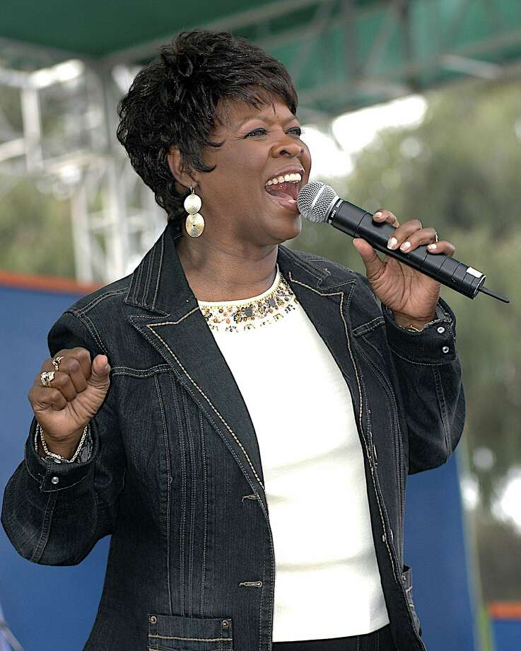 When her music career ebbed in the 1970s, Irma Thomas left her native New Orleans, moved to Oakland and took a day job at the Montgomery Ward department store in Richmond. Photo: Stuart Brinin