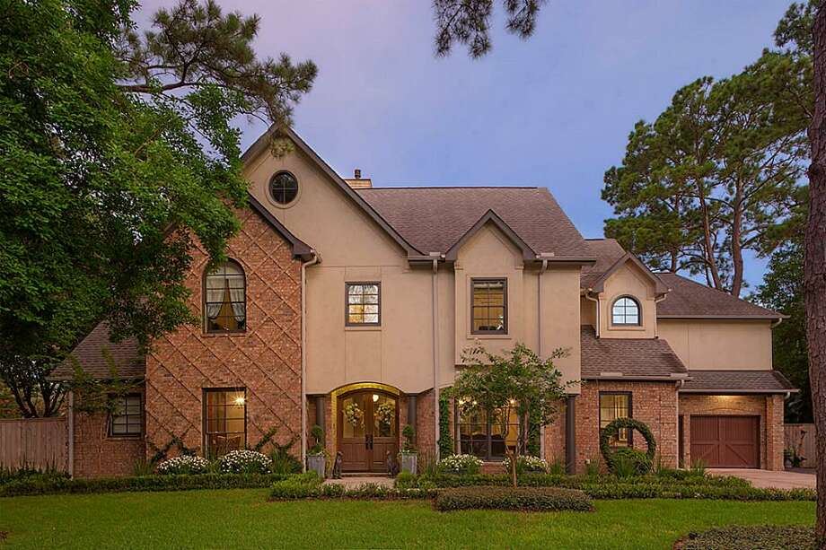 11717 Spriggs Way: This 2007 home in Houston has 5-6 bedrooms, 4 full and 3 half bathrooms, 5,099 square feet, and is listed for $2,150,000. Open house: July 20, 2014 from 2 p.m. to 5 p.m. Photo: Houston Association Of Realtors