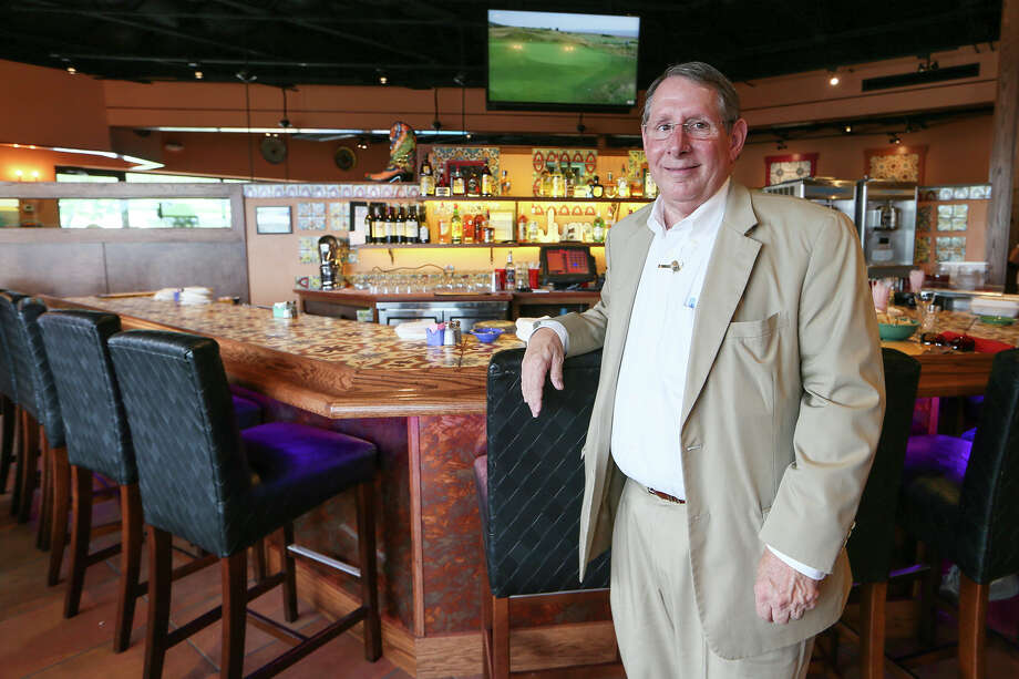 Jimmy Hasslocher, President and CEO of Frontier Enterprises, at the new La Fonda Alamo Heights, 8633 Crownhill Blvd, on Thursday, July 17, 2014.  Photo by Marvin Pfeiffer / EN Communities Photo: MARVIN PFEIFFER, Marvin Pfeiffer / EN Communities / EN Communities 2014