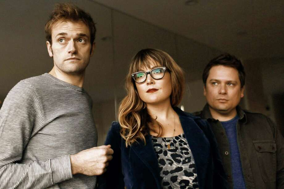 This undated image released by Nonesuch shows members of Nickel Creek, from left, Chris Thile, Sara Watkins and Sean Watkins. The trio of musicians from Nickel Creek grew up performing together, but ultimately it was the nearly seven years spent concentrating on their own separate musical interests that made returning to the stage together all the more exciting. They reunited last year in Los Angeles with the modest goal of a small 25-city tour to mark 25 years since the band formed and an EP of new songs. That quickly blossomed into a full-length album and they are starting on the expanded second leg of that tour in July, including stops at Forecastle Festival in Louisville, Kentucky, and the Newport Folk Festival in Rhode Island.  (AP Photo/Nonesuch) ORG XMIT: NYET104 / Nonesuch