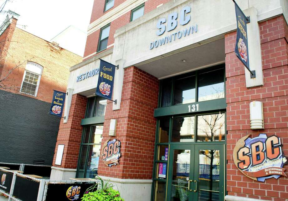 SBC on Summer Street in Stamford, Conn., which is closing after 14 years in business, on Friday, July 18, 2014. Photo: Lindsay Perry / Stamford Advocate