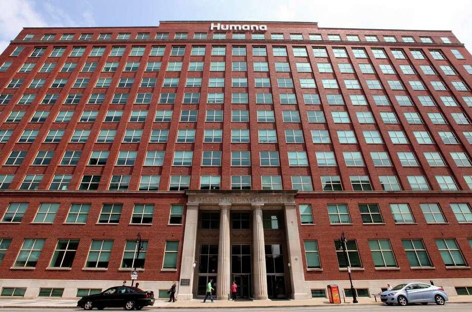 Kentucky - HumanaLocation: Louisville, KentuckyRevenue: $41.31 billionHumana's products include medical, dental, vision, pharmacy, Medicare, Medicare-Medicaid, and Medicaid plans. Photo: Raymond Boyd, Handout / 2014 Raymond Boyd