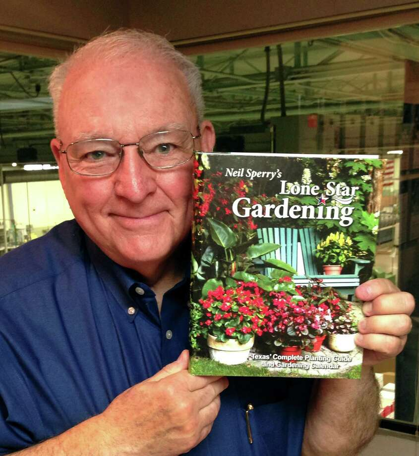 "Neil Sperry covers gardening in Texas from border to border in his new book ""Lone Star Gardening."" Photo: Photo Courtesy Brad Dietrich"