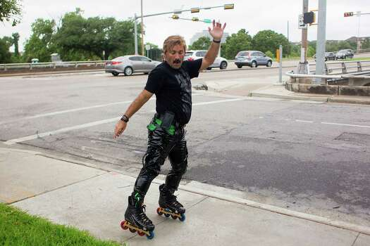 "Juan Carlos  has made it through the first round of competition on ""America's Got Talent."" Photo: Johnny Hanson, Staff / © 2014  Houston Chronicle"