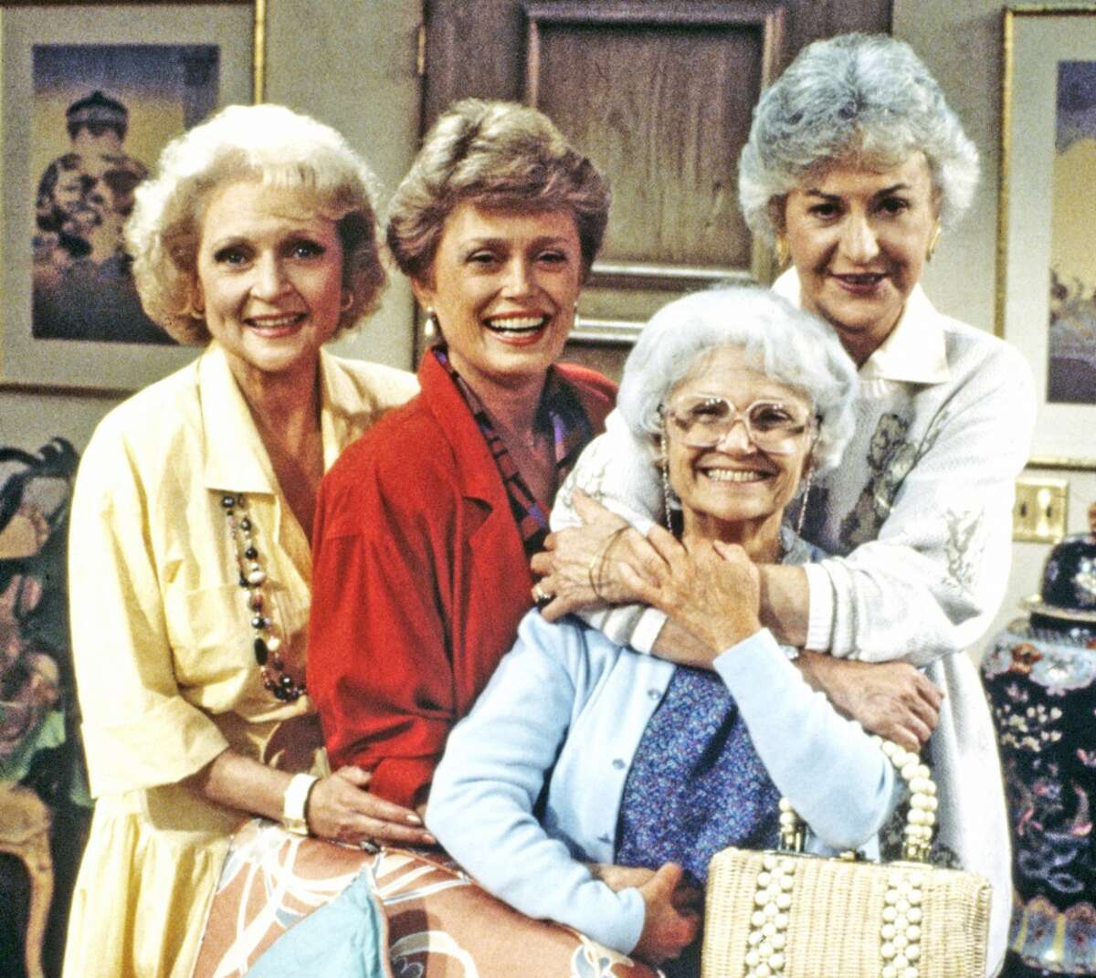 """This fall, San Antonians can enjoy all things """"Golden Girls"""" when """"That Golden Girls Show,"""" a puppet parody, makes a stop in this Alamo City."""