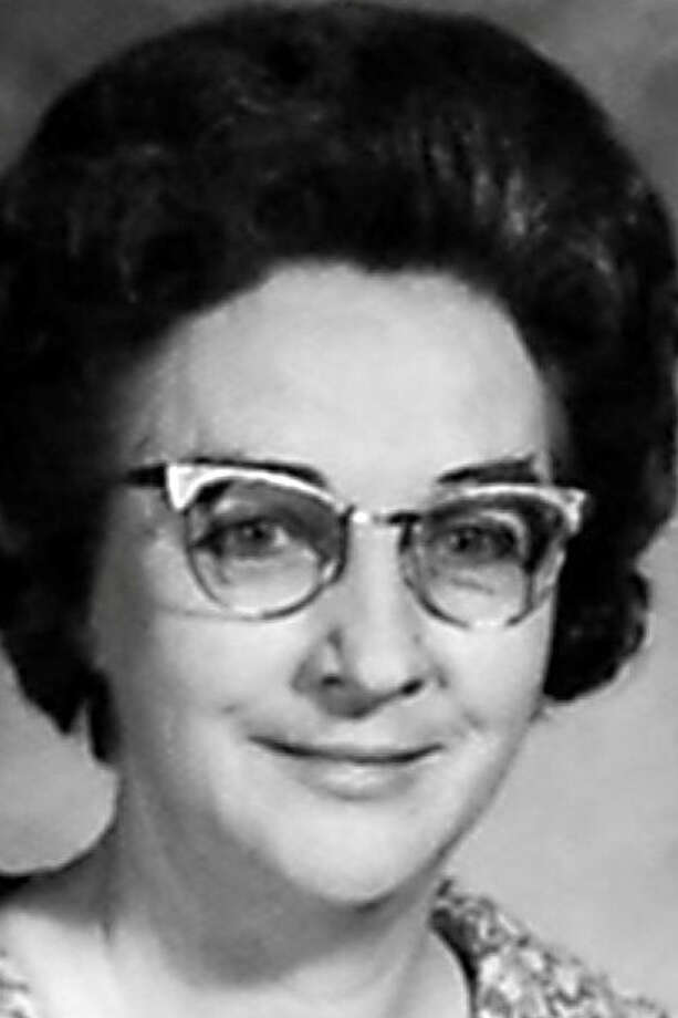 Vera Taylor St. Clair was a prolific letter writer who liked to keep up with others' doings, her family said. / Steve Schlaeger