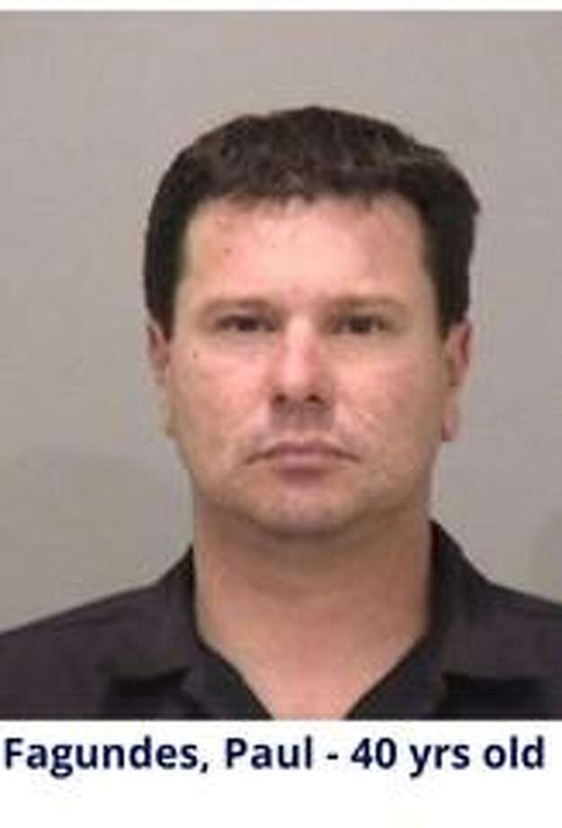 Paul Fagundes, 40, of San Jose, was arrested on charges of attempted homicide, assault with a deadly weapon and conspiracy. Photo: Fremont Police Department