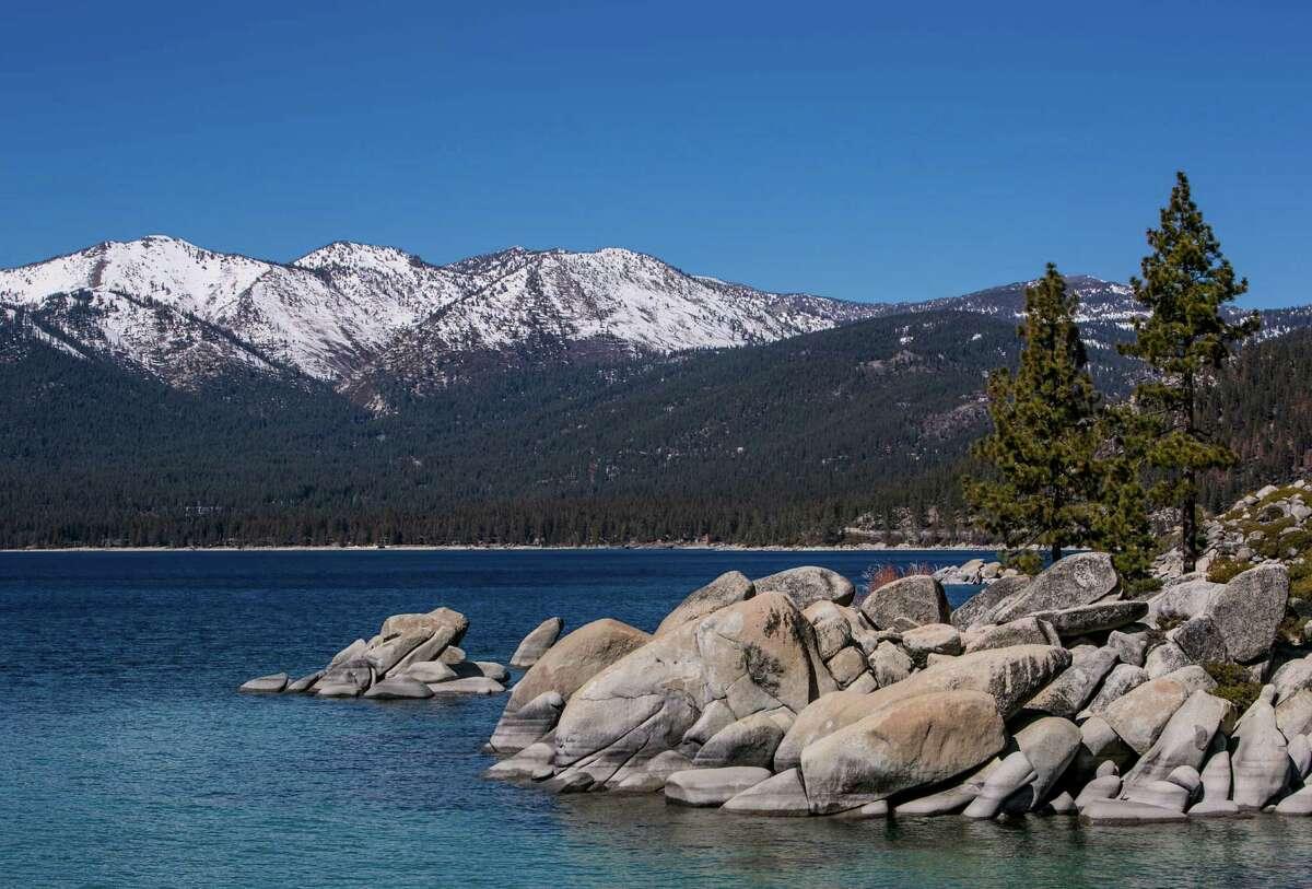 Lake Tahoe, California and Nevada