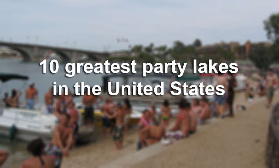 Travel and food website Thrillist.com has dubbed a Texas lake one of America's 10 greatest party lakes. Here is the website's list ... Photo: Felicia Fonseca, Associated Press / AP2009