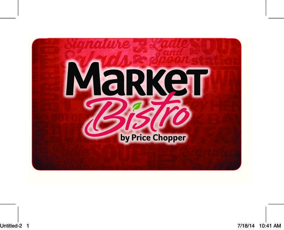 Market Bistro gift card.