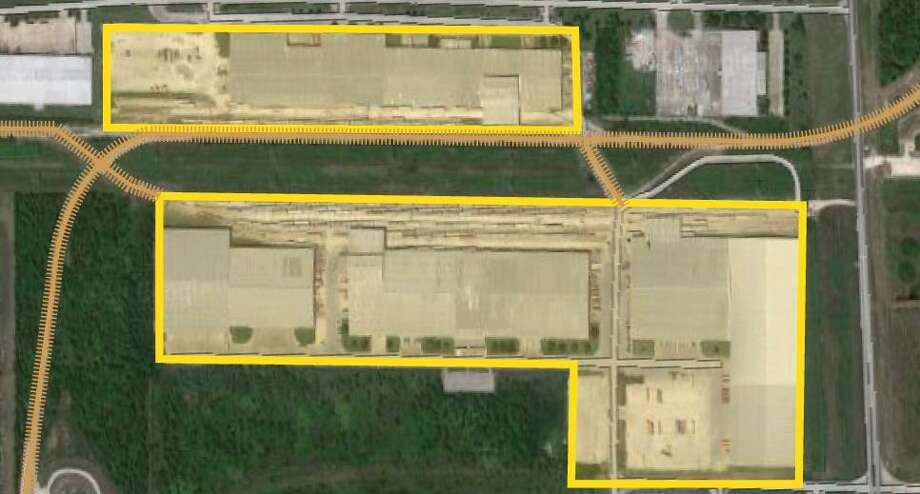 CenterPoint Properties has acquired four buildings totaling 1.2 million square feet at Cedar Crossing Industrial Park in Baytown. / ONLINE_YES