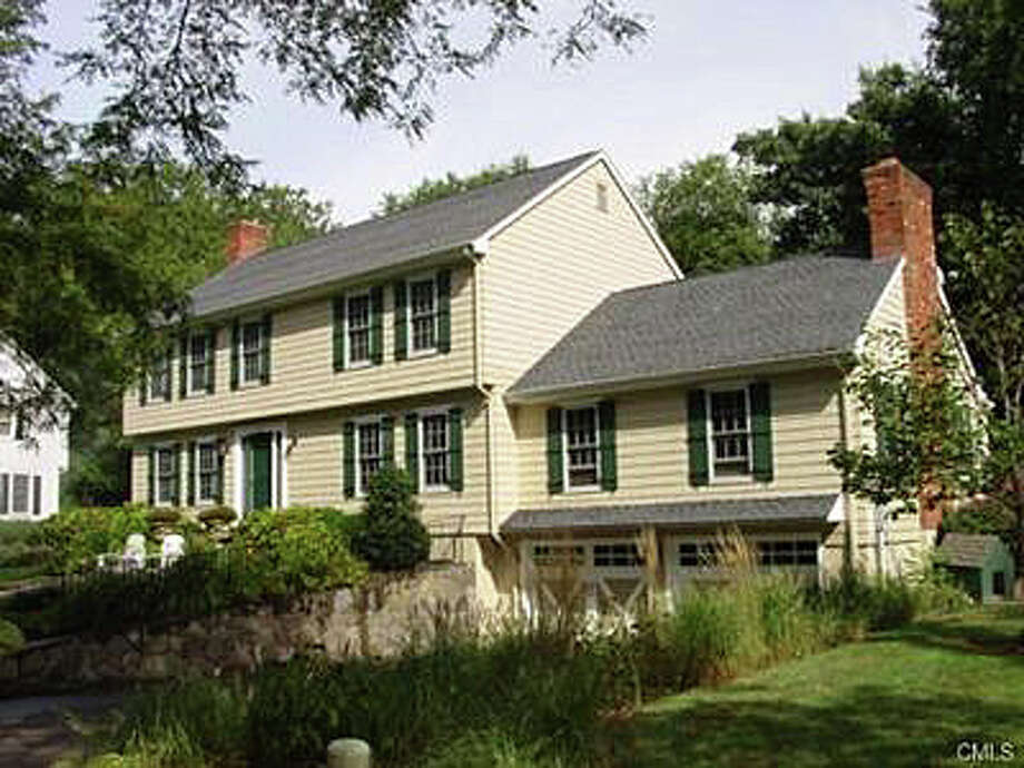 The property at 45 Hersh Road recently was sold for $1,037,500. Photo: Contributed Photo / Fairfield Citizen