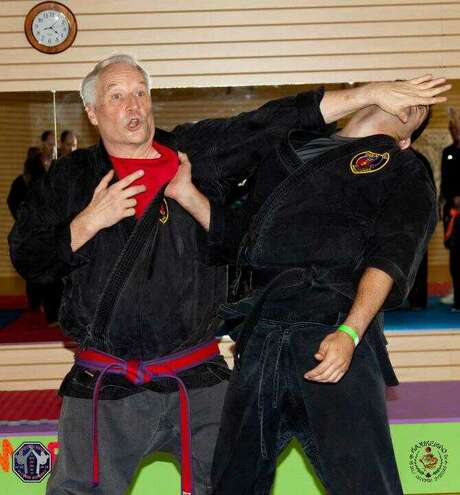 When he's not writing, prolific author Joe Lansdale is a martial arts teacher. Photo: Scott Ballantyne / Special to the Chronicle