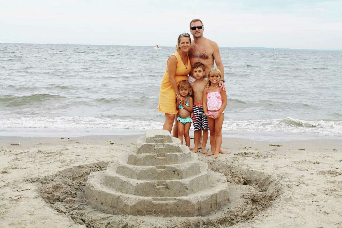 The Greenwich Arts Council's annual Sand Blast event at Tod's Point Beach is Saturdayafternoon (rain date Sunday) This family-friendly event allows kids and adults alike to indulge in creative fun in the sand. Visit the Town of Greenwich website for details.