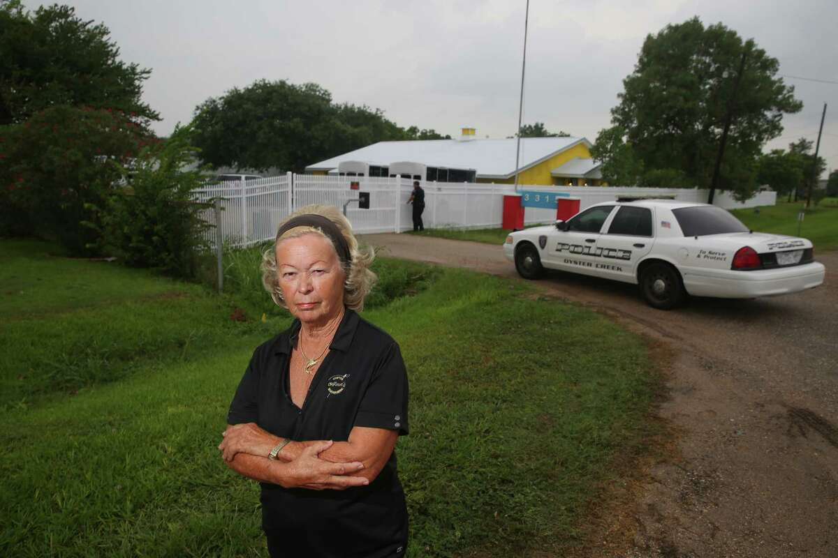 Ann Johnston says she's upset to see the Brazoria County Youth Home open for unaccompanied Central American children instead of abused local children, whom it served before being closed two years ago.