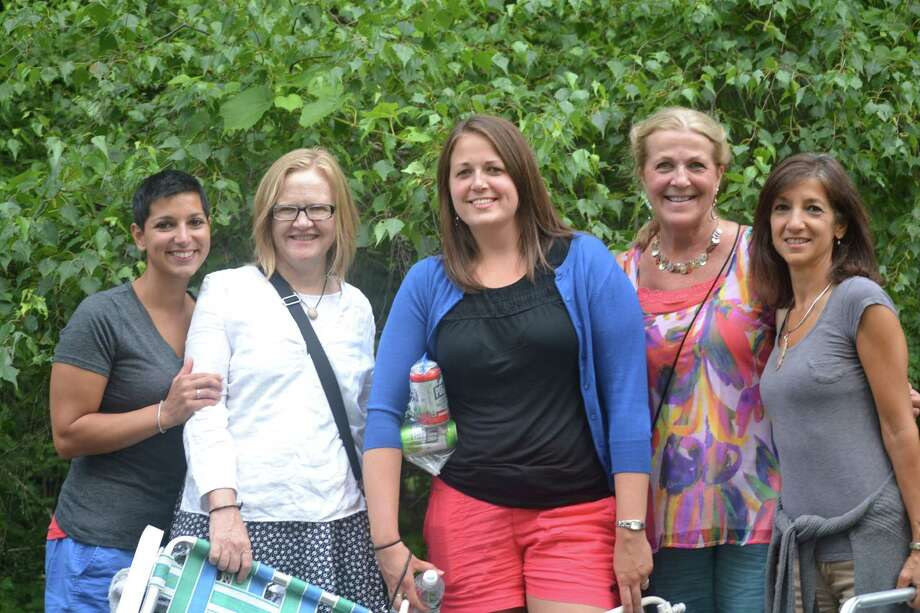 Were you Seen at the James Taylor concert at SPAC in Saratoga Springs on Saturday, July 19, 2014? Photo: Caroline Grondahl
