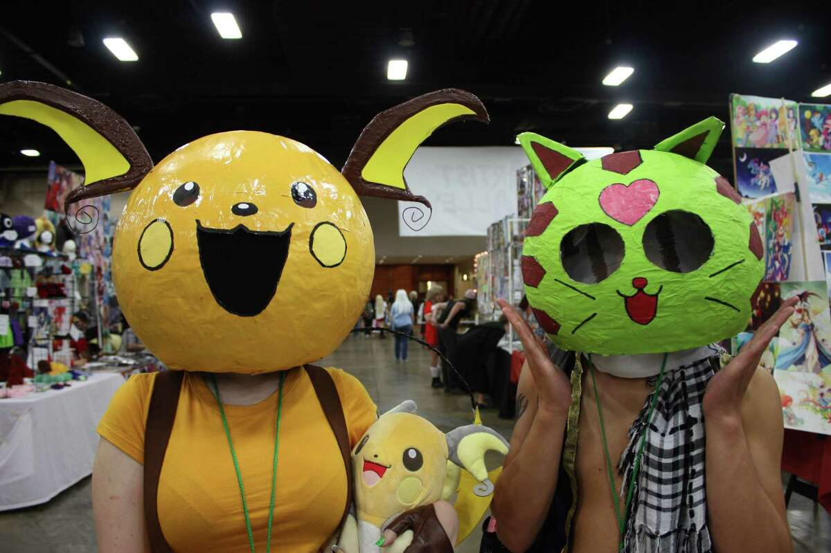 Cosplay lives in S.A.! San Japan draws thousands from across Texas for a weekend of geek unity and the celebration of