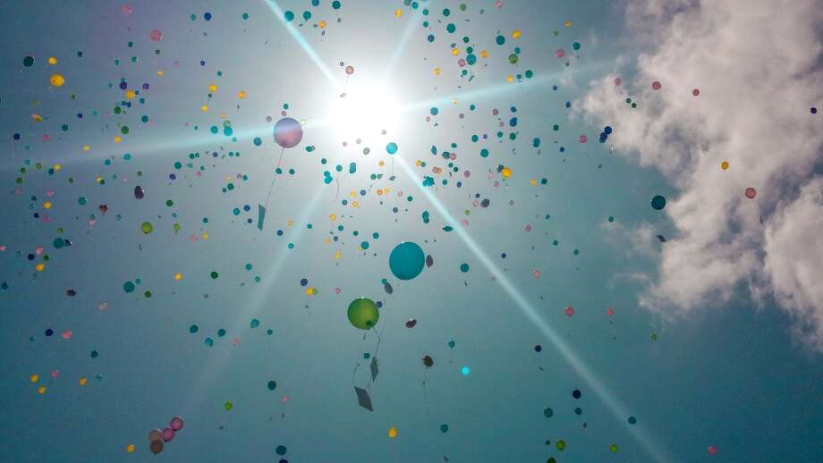 Katy Compassionate Friends have scheduled their traditional balloon release ceremony for 6:30 p.m. April 14.