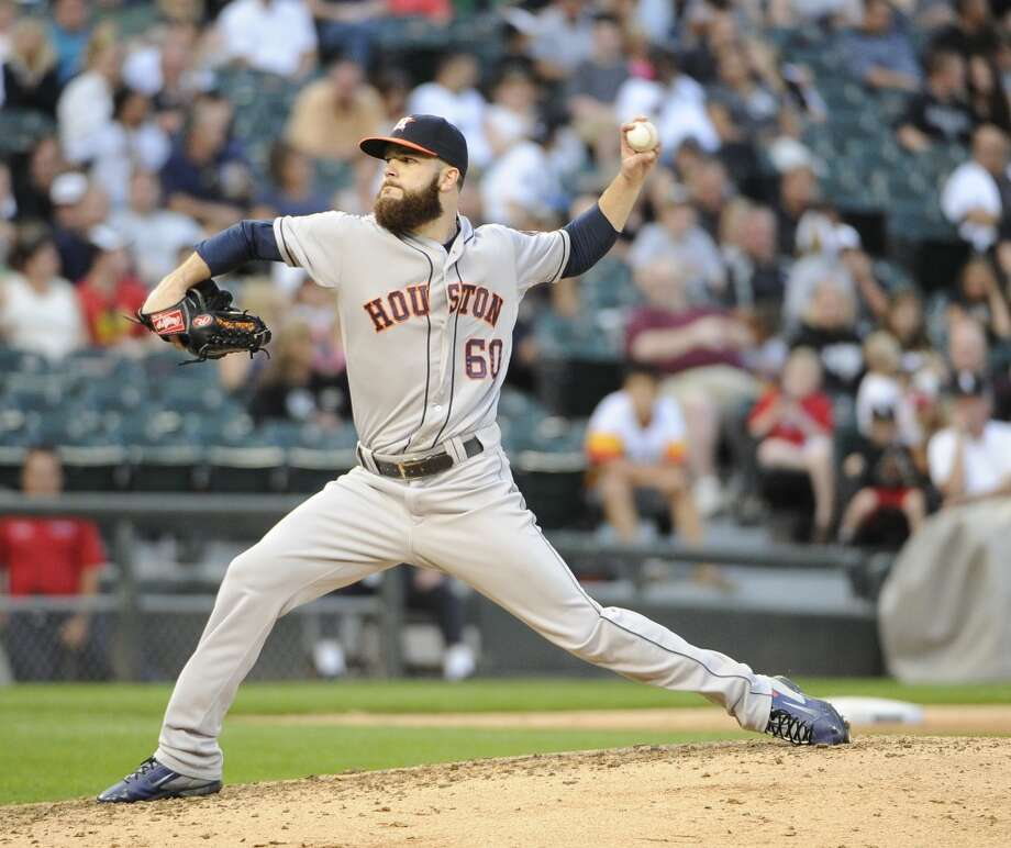 July 19: White Sox 4, Astros 3  After missing out on an All-Star nod, Dallas Keuchel struggles in his first start after the break.  Record: 40-58. Photo: David Banks, Getty Images