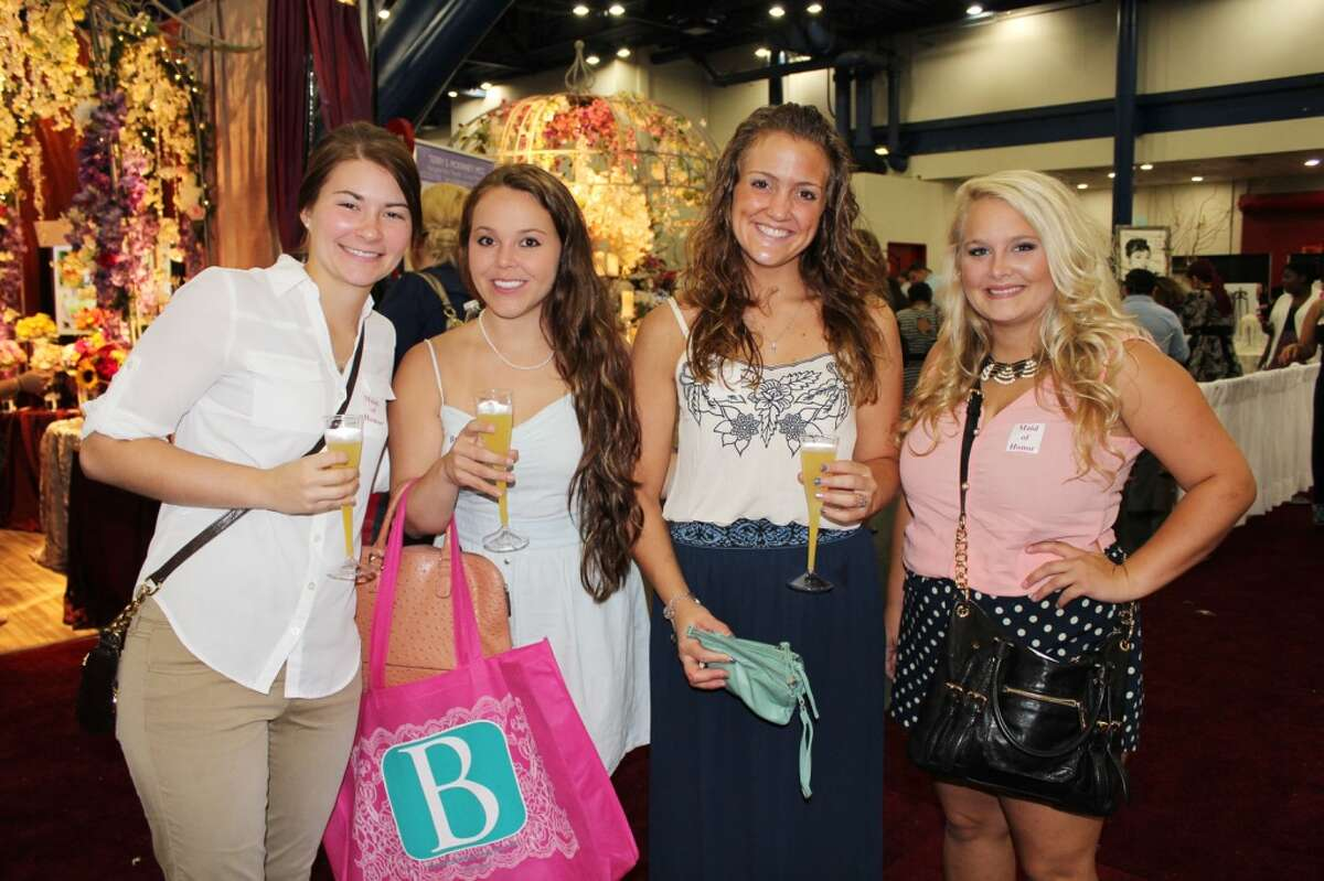 Attendees got a firsthand look at the latest trends and styles at the 30th biannual Bridal Extravaganza Show from Saturday, July 19, to Sunday, July 20, at the George R. Brown Convention Center in Houston.
