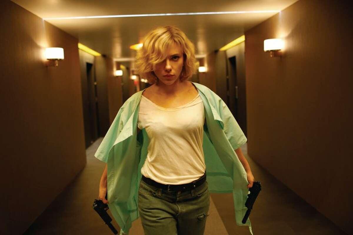 Scarlett Johansson stars in
