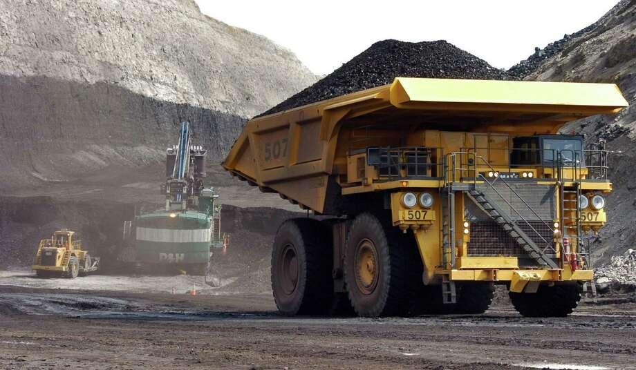 Wyoming - Cloud Peak EnergyLocation: Gillette, WyomingRevenue: $1.39 billionCloud Peak Energy mines low sulfur and subbituminous coal in the Powder River Basin. It also provides logistics supply services. Photo: Matthew Brown, Various / AP