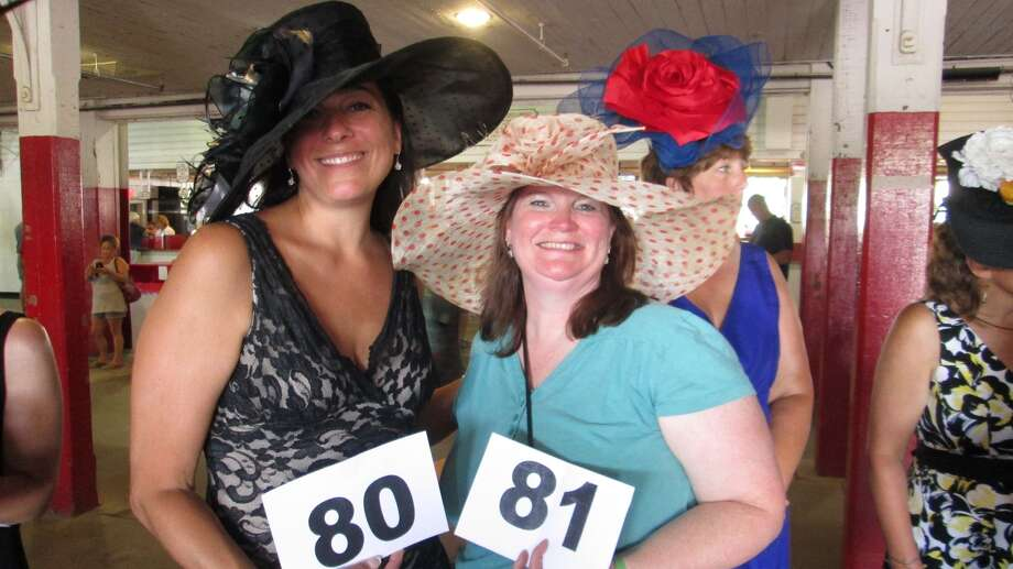 Were you seen at the 23rd annual Hat Contest at the Saratoga Race Course in Saratoga Springs on Sunday, July 20, 2014? Photo: Lisa Audi