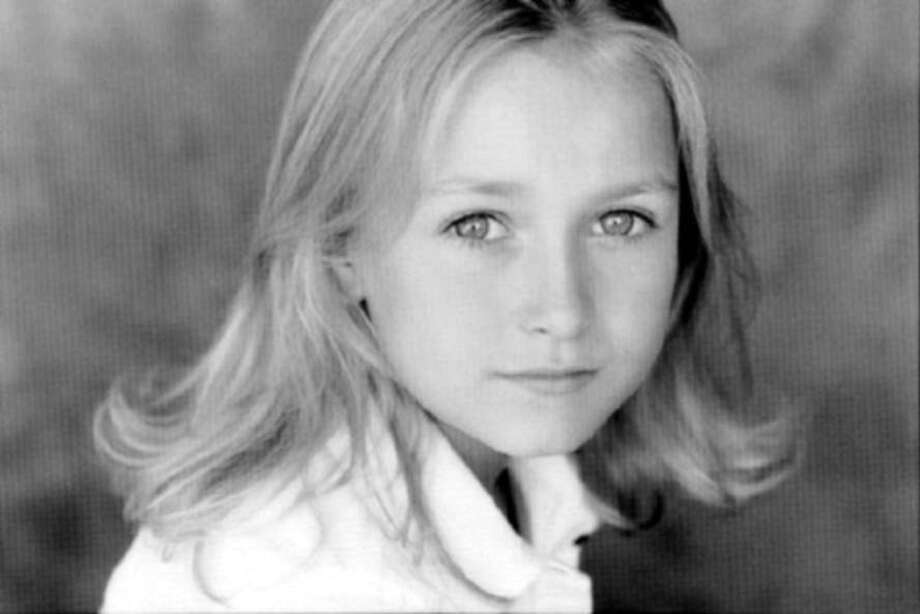 Skye McCole Bartusiak, preparing for a Broadway role, in 2003. Photo: AP / THE PETE SANDERS GROUP