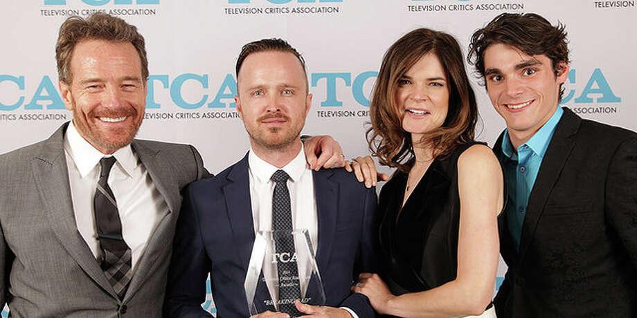 'Breaking Bad' won Program of the Year. Photo: Cindy Ronzoni