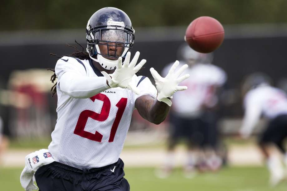 Kendrick Lewis - Starting safety  Analysis: Swearinger at times showed promise during his rookie 2013 campaign. But the free-spirited, hard-hitting safety was also a backward symbol of everything wrong with the Texans' undisciplined defense. Lewis started 15 games for Kansas City last season, while Clemons started every game for Miami the past two years. Photo: Brett Coomer, Houston Chronicle