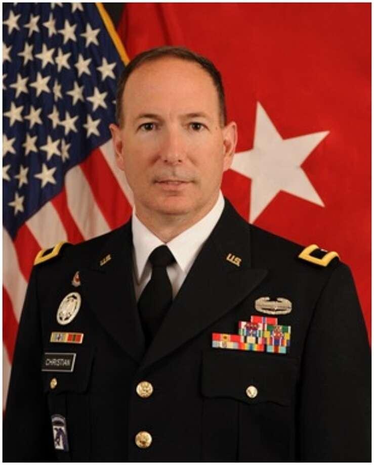 Brig. Gen. Daniel Christian