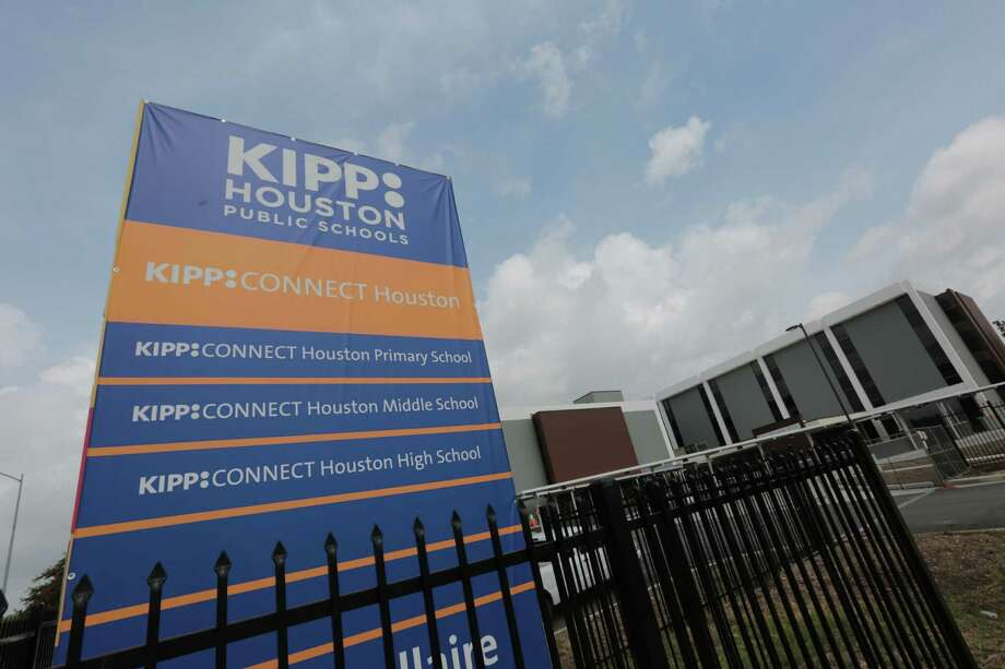 The new KIPP Connect Campus will open August 11 with about 550 pre-K through fifth-graders. Planners say the school will serve 1,800 students through the 12th grade by 2022. Photo: Billy Smith II, Staff / © 2014 Houston Chronicle