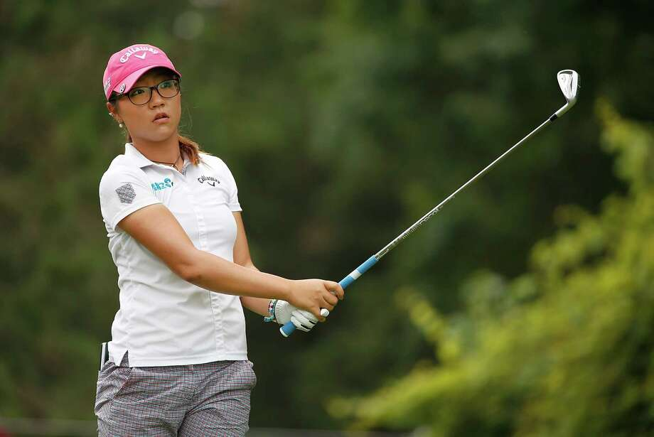 SYLVANIA, OH - JULY 20:  Lydia Ko of New Zealand watches her tee shot on the second hole during the final round of the Marathon Classic presented by Owens Corning and O-I  at Highland Meadows Golf Club on July 20, 2014 in Sylvania, Ohio.  (Photo by Gregory Shamus/Getty Images) ORG XMIT: 462149737 Photo: Gregory Shamus / 2014 Getty Images