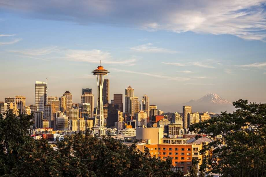 10. Seattle School District Rating: 9.1  Median Price per Square Foot: $344 Photo: Bryan Mullennix, Getty Images
