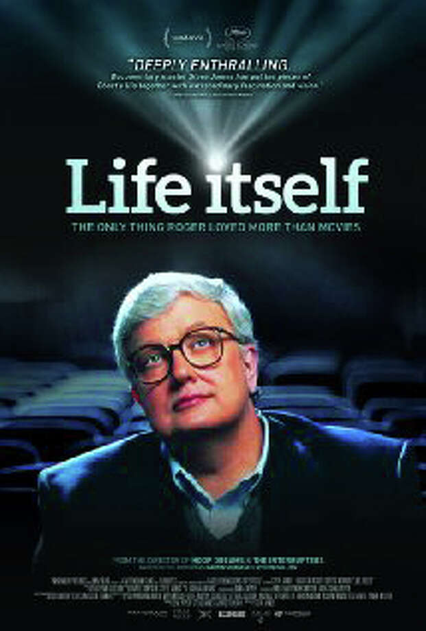 "Our film critic, Susan Granger, reviews ""Life Itself,"" a documentary about Roger Ebert. Photo: Contributed Photo, Contributed / New Canaan News Contributed"