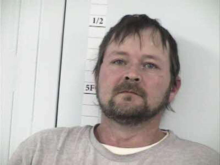 Frank Lee Coudrain Jr., 40, of Sour Lake, charged with four counts of felony theft. Photo: Hardin County Sheriffs Office