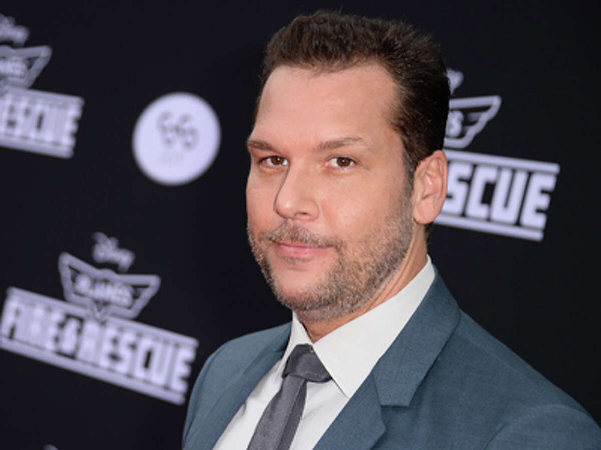 Dane Cook arrives at the world premiere of
