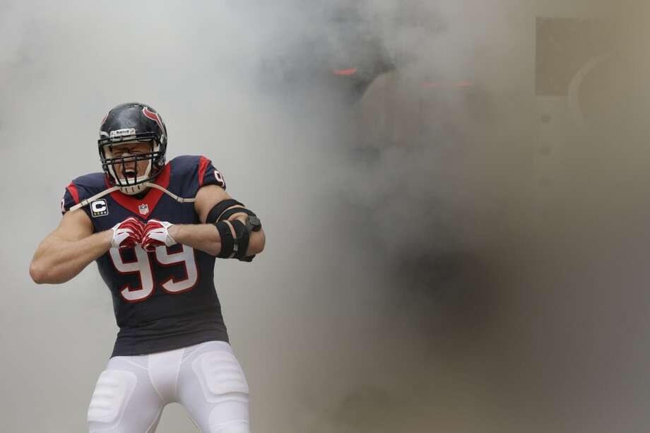 A 2-14 season after back-to-back division titles is a recipe for change, something J.J. Watt and the Texans are finding out first-hand. With training camp upon us, it's time to take a look at just how much is, and will, change in 2014, which ushers in the Bill O'Brien. Photo: Patric Schneider, Associated Press