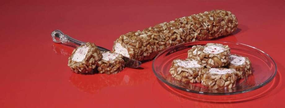 Stuckey's pecan log. Photo: Handout, MCT / MCT