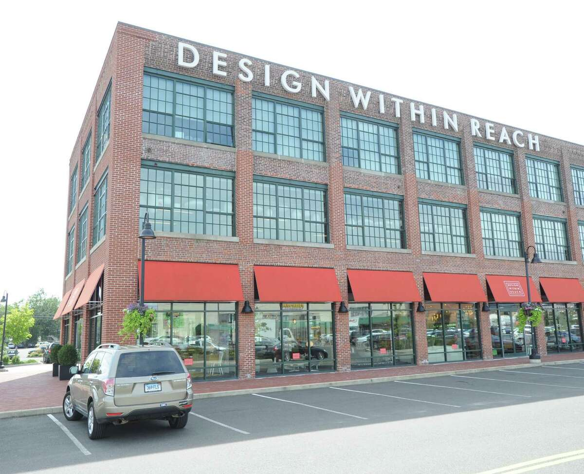 Design Within Reach store, at 711 Canal St., Stamford, Conn.