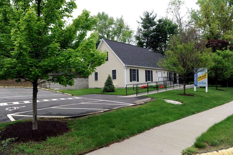 4 Garella Road in Bethel, Conn. is the site of a proposed medical marijuana dispensary. Photo: Carol Kaliff / The News-Times